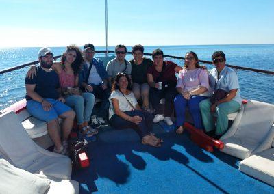 Paseo en barco 2 2017